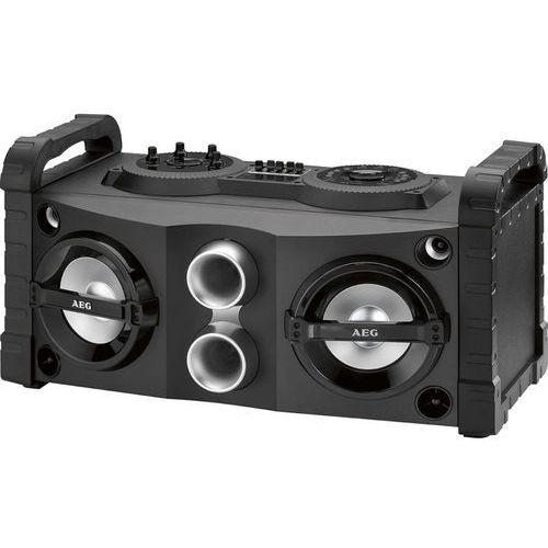Aeg nagłośnienie karaoke bluetooth, przenośne, ec 4835 (4015067006816)