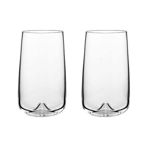 Szklanki Long Drink  2 szt., marki Normann Copenhagen do zakupu w whitehousedesign.pl