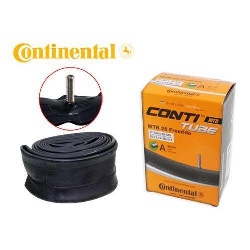 CO0181721 Dętka Continental MTB Freeride 26'' x 2,3'' - 2,7'' wentyl auto 40 mm