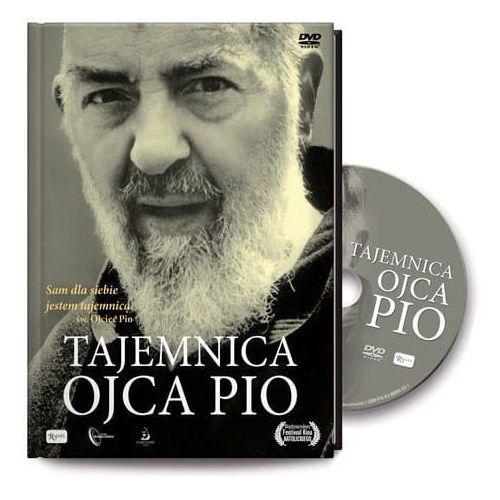 Tajemnica ojca pio (książeczka + dvd) marki Zavala jose mario