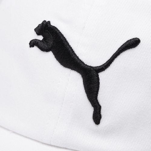 Puma ESSENTIALS Czapka z daszkiem white (4056204300848)