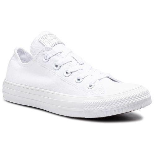 Trampki CONVERSE - Ct As Sp Ox 1U647 White Monoch, kolor biały