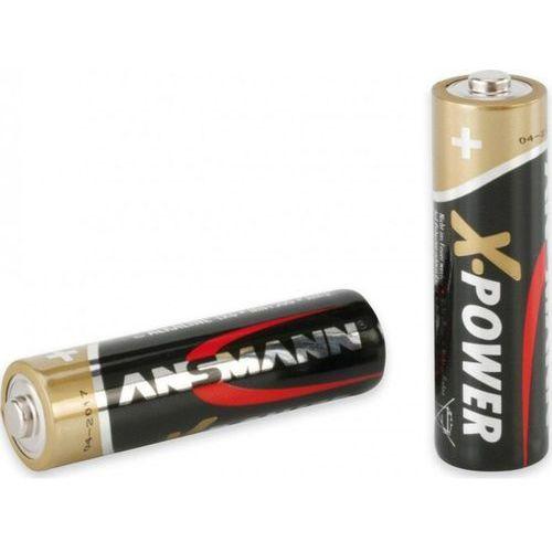 Ansmann bateria mignon x-power, 2xaa, 1.5v (5015731) darmowy odbiór w 21 miastach! (4013674004287)