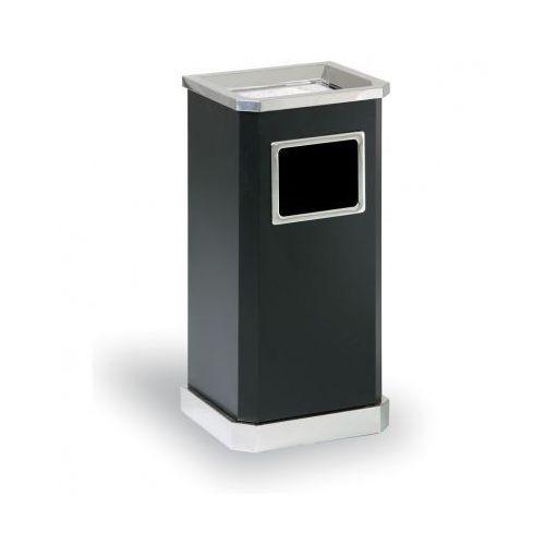 Kosz na śmieci z popielniczką