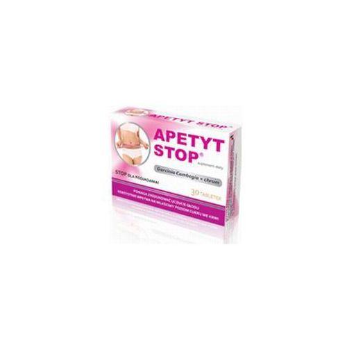Apetyt Stop - 30 tabletek.Domowa Apteczka z kategorii Tabletki na odchudzanie