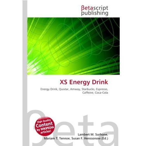 XS Energy Drink
