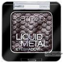 Catrice - Liquid Metal Eyeshadow - Metaliczny  - 090 - NOUGAT IT RIGHT z kategorii cienie do powiek