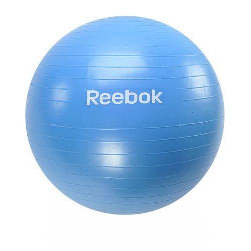 Piłka do ćwiczeń 65 cm Cyan Reebok / Dostawa w 12h / Gwarancja 24m / NEGOCJUJ CENĘ ! - oferta [b5d6dfad4fc3b3d8]