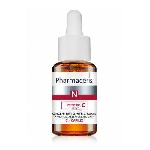 Dr irena eris Pharmaceris n c-capilix koncentrat z wit. c wzmacniająco-wygładzający 30ml
