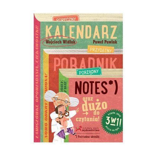 Kalendarz - NIEkalendarz, NIEporadnik oraz NIEnotes (OT) (9788393393473)