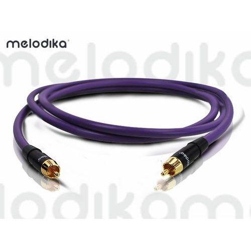 Melodika MDSW kabel subwoofera RCA - RCA - 2m - oferta (1565652ea5f516d0)
