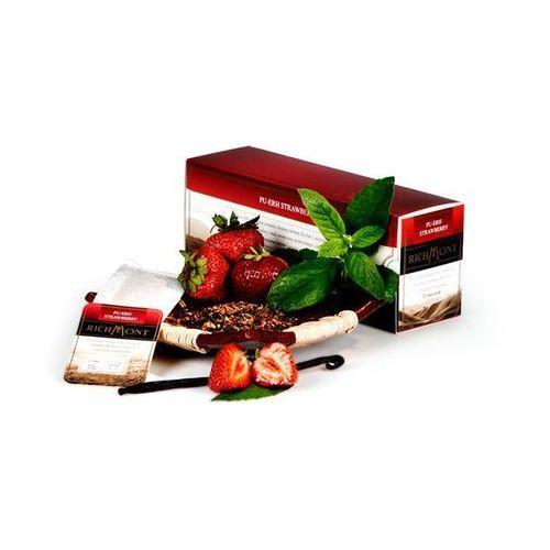 Richmont Herbata pu-erh strawberry