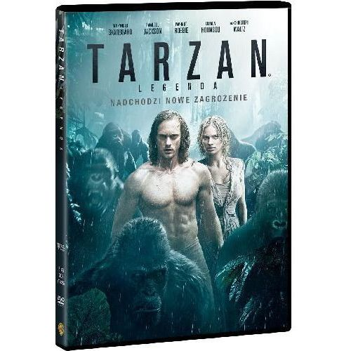 Tarzan: Legenda (DVD) - David Yates (7321909343573)