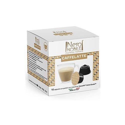 Kapsułki do Nescafe Dolce Gusto* CAFFELATTE 16 kapsułek - do 20% rabatu z zapisem na newsletter i przy większych zakupach oraz darmowa dostawa (8033993872431)