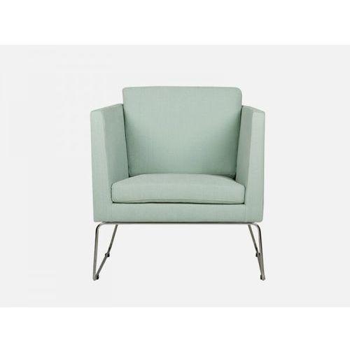 Fotel Clark CALEIDO 2248 mint tkanina miętowa  E1553-0000-2S-CALEIDO2248, marki Sits do zakupu w sfmeble.pl