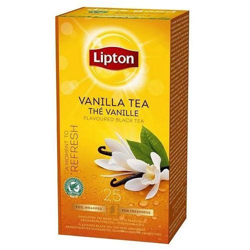 Lipton Herbata vanilla (25 saszetek)