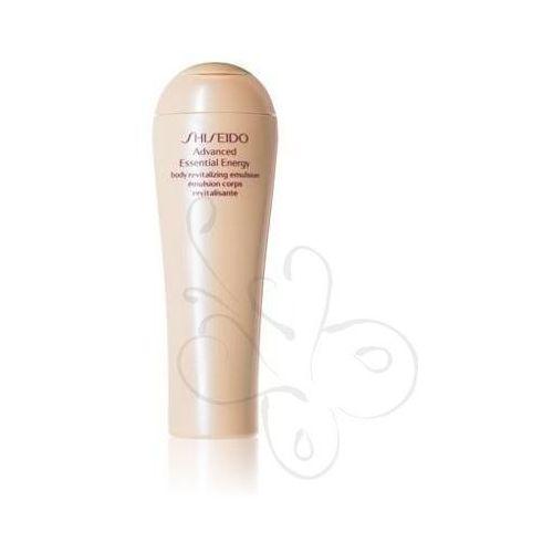 Revitalizing Body Emulsion Rewitalizująca emulsja do ciała 200ml, Shiseido z Pachnidełko