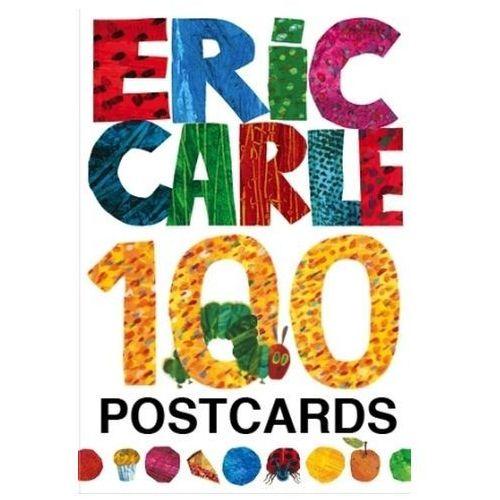 Eric Carle: 100 Postcards, Carle, Eric