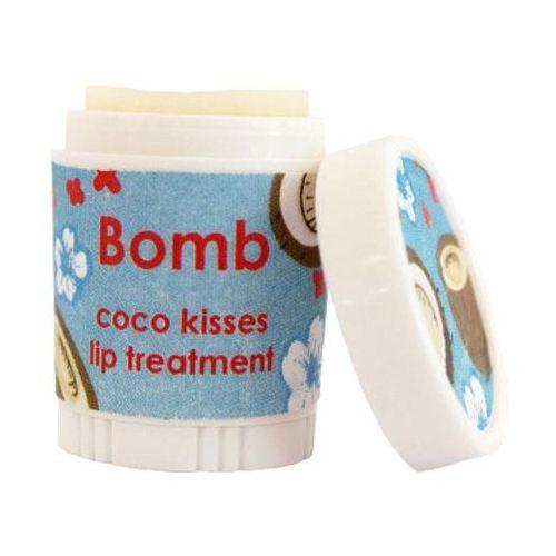 Bomb Cosmetics Coco Kisses - kuracja do ust