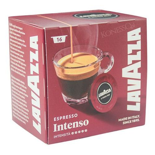 Lavazza A Modo Mio Intensamente - Kapsułki, 16 sztuk