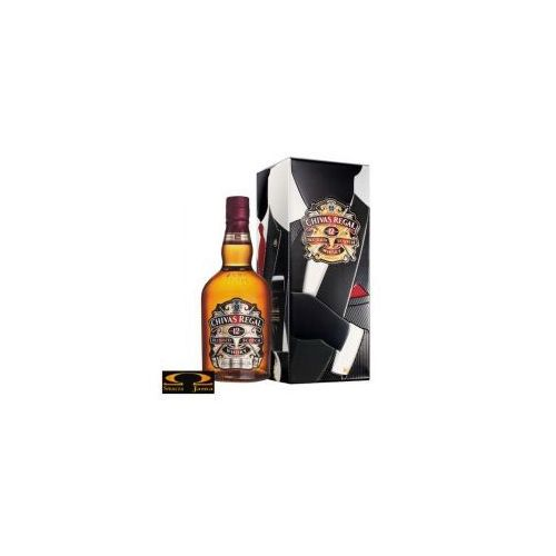 Chivas brothers Whisky chivas regal 12yo made for gentleman 0,7l puszka