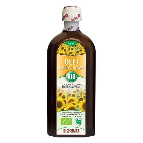 Olej słonecznikowy BIO 500ml - 500ml (olej, ocet)