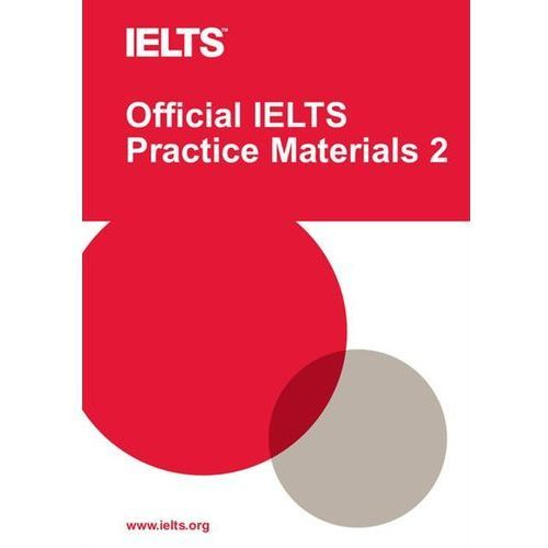 Official IELTS Practice Materials 2 + DVD & Sample Answers, Cambridge ESOL