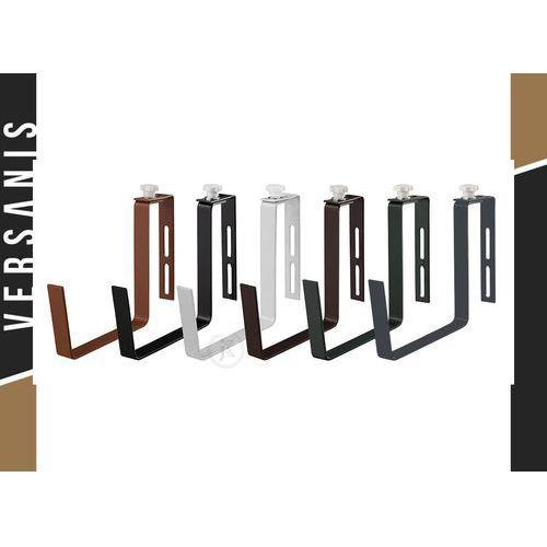 Uchwyt balkonowy metalowy regulowany - marki Kapelańczyk