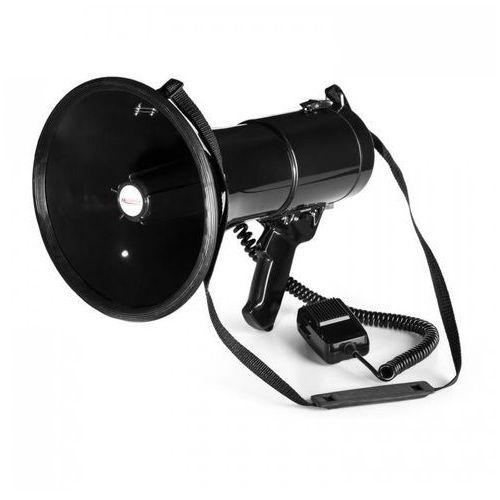 Auna Mega080 megafon 80w 700m czarny