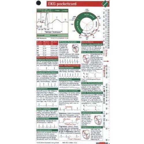EKG pocketcard (9783898621724)