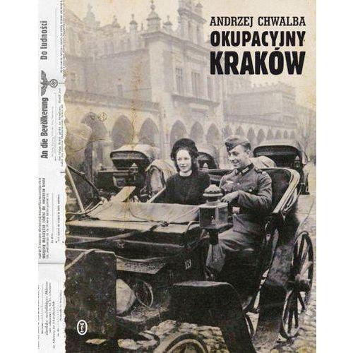 Okupacyjny Kraków, oprawa twarda