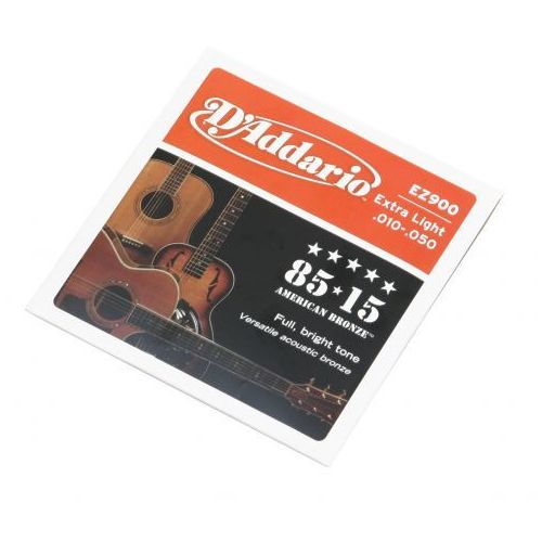 D′Addario EZ 900 struny do gitary akustycznej 10-50, 348A-846E8