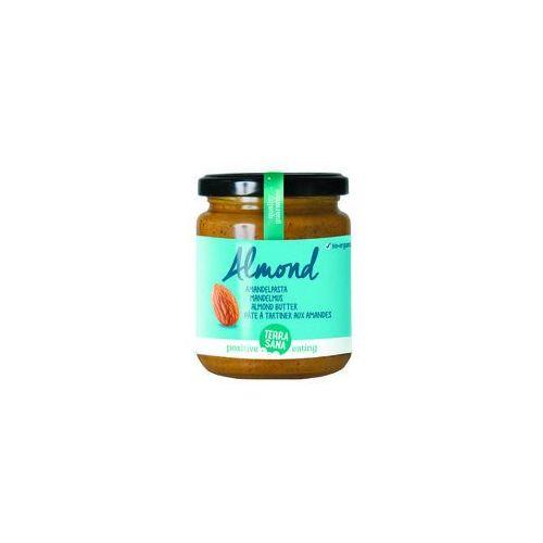 Masło migdałowe BIO - 250g - Terrasana (8713576100501)