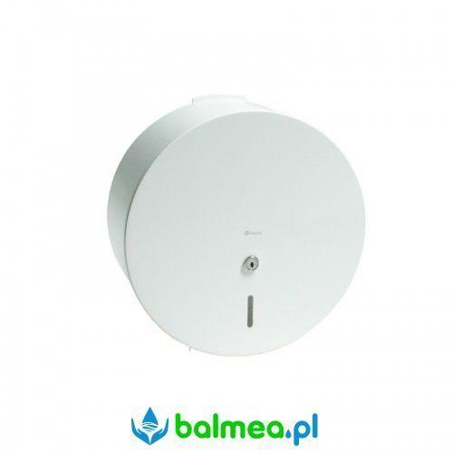 Pojemnik na papier toaletowy MERIDA STELLA MAXI - biały, BSB102