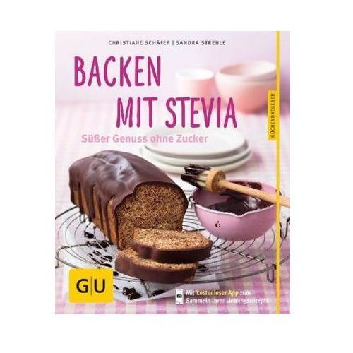 Backen mit Stevia (9783833834288)