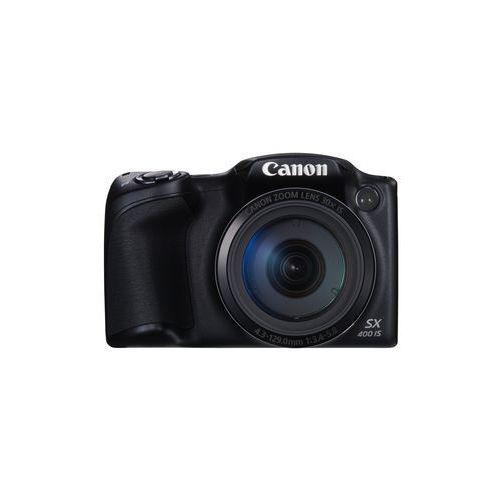 Canon PowerShot SX400 [przekątna ekranu: 3.0