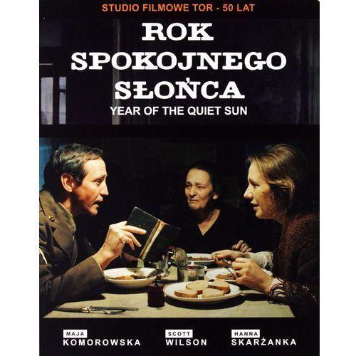 Rok spokojnego słońca (DVD)