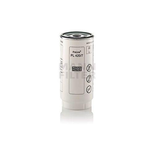 Mann-filter Filtr paliwa pl 420/7 x