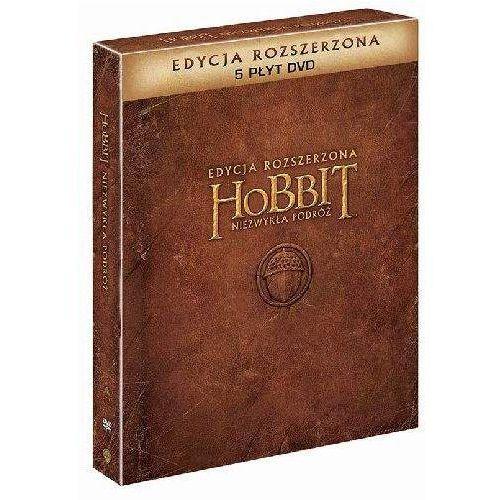 Galapagos films / warner bros. home video Hobbit: niezwykła podróż (edycja rozszerzona) (dvd) - peter jackson. darmowa dostawa do kiosku ruchu od 24,99zł (7321909327580)