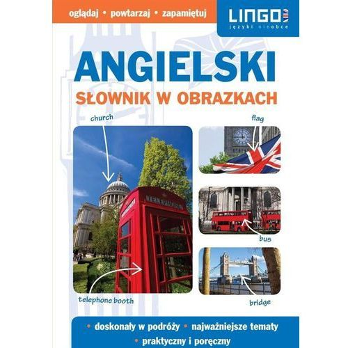 Słownik w obrazkach. Angielski (9788378925552)