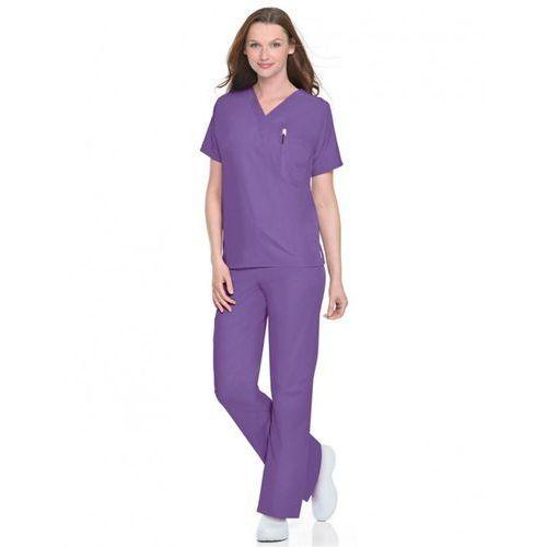 Uniwersalne (unisex) spodnie medyczne New Scrub Zone 85221 - ORCHID XS (odzież medyczna)