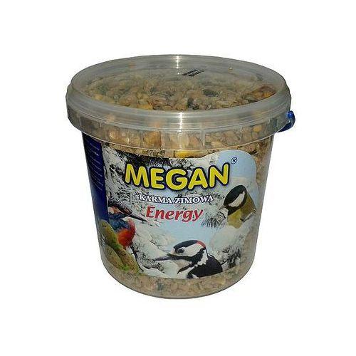 karma tłuszczowa (energetyczna) dla ptaków 1l [me49] marki Megan