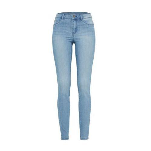 Vero Moda VMSEVEN Jeans Skinny Fit light blue denim, skinny