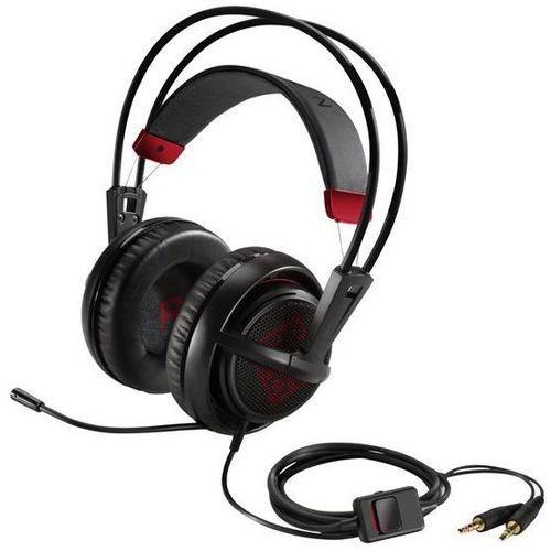 Hp Słuchawki omen (x7z95aa) + zamów z dostawą jutro!
