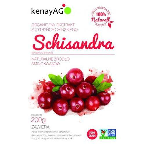 Sproszkowany ekstrakt z SCHISANDRY (CYTRYŃCA CHIŃSKIEGO) 5:1 200g