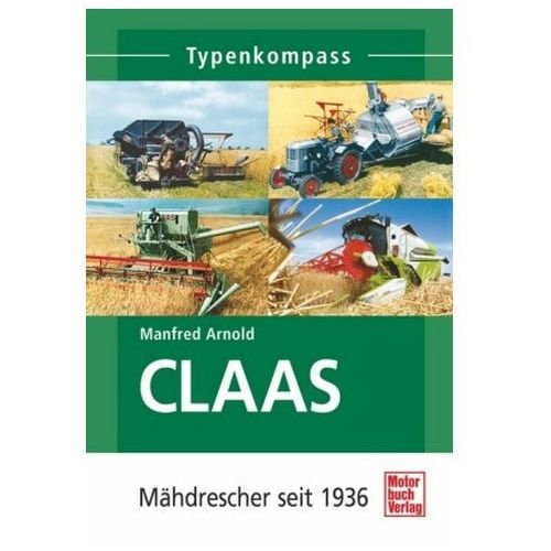 Manfred Arnold - Claas (9783613029392)