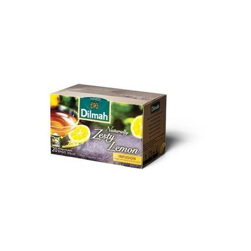 . naturally zesty lemon koperta 20 szt. marki Dilmah