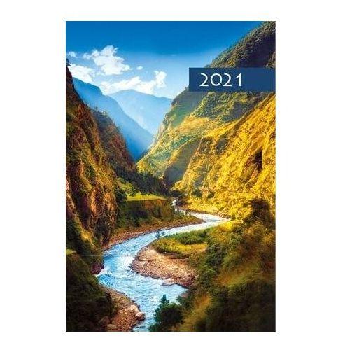 Edycja świętego pawła Terminarz 2021 b7 mały kolorowy zachód słońca (5907564027519)