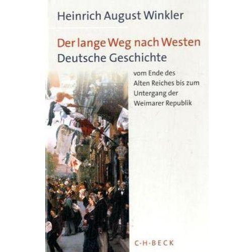 Der lange Weg nach Westen, 2 Bde.