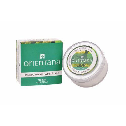 Orientana - Krem do twarzy MORWA I LUKRECJA (5902596416300)